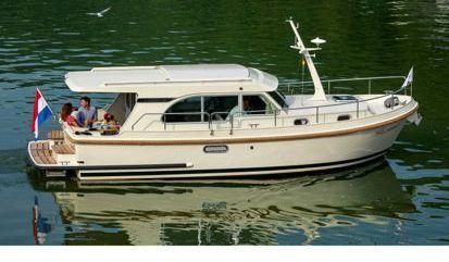 Motor boat Linssen Grand Sturdy 30 (2019)
