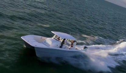 Speedboat Twin Vee 360 (2019)