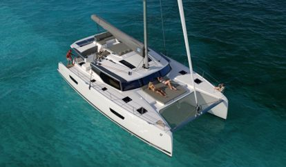 Catamaran Fountaine Pajot Saona 47 (2019)