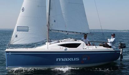Sailboat Maxus 22 (2021)
