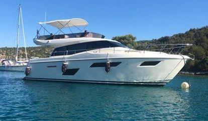 Motor boat Ferretti 450 (2019)