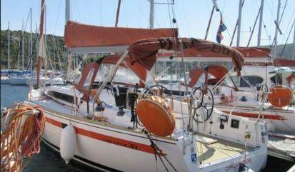 Zeilboot Salona 38 (2012)