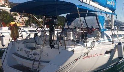 Sailboat Sunsail 42 i (2019)
