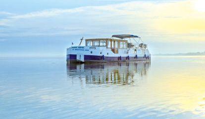 Hausboot Kormoran 1500 (2015)