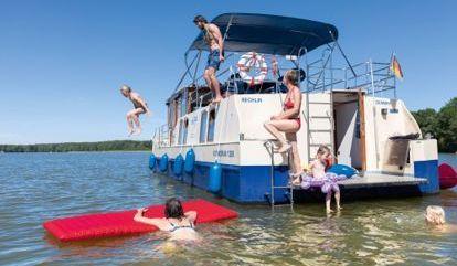Houseboat Kormoran 1280 (2015)