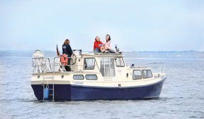 Motorboot Friesland Boat Tjonger (1993)