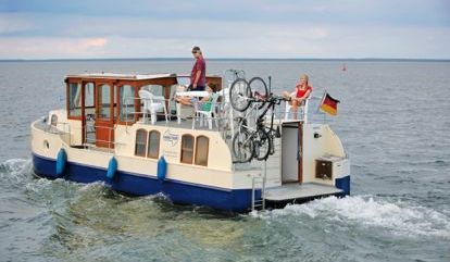 Hausboot Kormoran 1140 (2015)