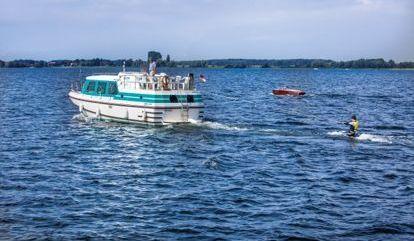 Houseboat Vetus 1000 (2010)