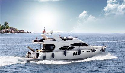 Motor boat Motoryacht Motoryacht (2012)