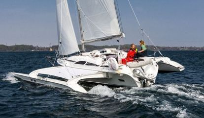 Catamaran Dragonfly Trimaran 28 BJ (2016)