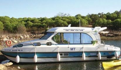 Houseboat Nicols Sedan 1010 (2008)