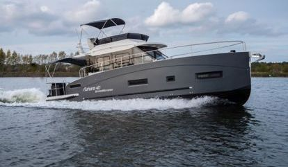 Motor boat Futura 40 Horizon XL (2021)