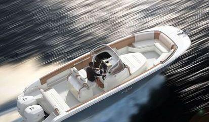 Speedboat Invictus 270 FX (2021)