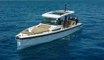 Speedboat Axopar 37 TT (2019)
