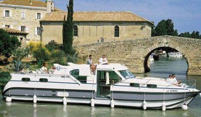 Motor boat Nicols Grand Confort 1350B (2006)