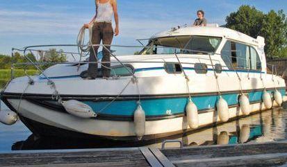 Houseboat Nicols Sedan 1160 (1995)