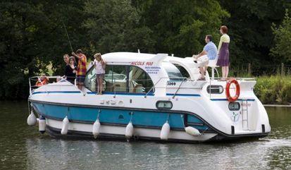 Houseboat Nicols Confort 900 DP (2016)