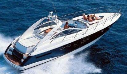 Motor boat Absolute 39 (2006)