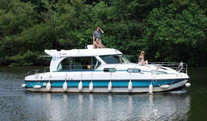 Motor boat Nicols Sedan 1170 (2008)
