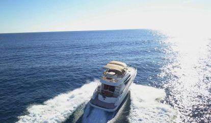 Motor boat Jeanneau Prestige 42 (2016)
