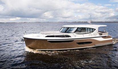 Barco a motor Jetten 50 MPC (2015)