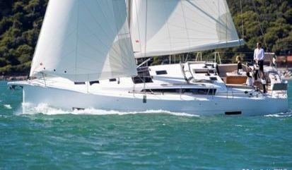 Sailboat Dufour 430 (2021)