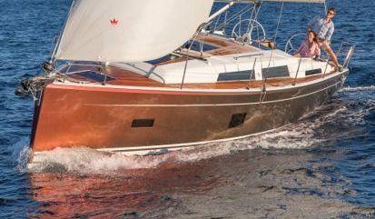 Segelboot Hanse 388 (2021)