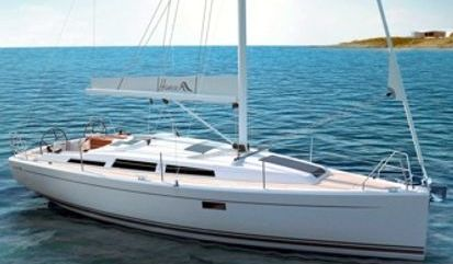 Sailboat Hanse 348 (2021)