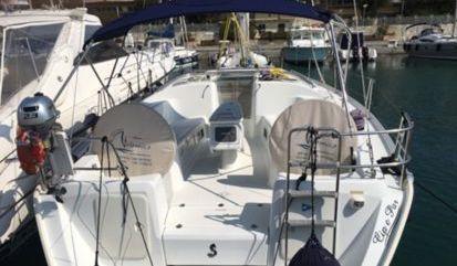 Sailboat Beneteau Cyclades 43.3 (2006)