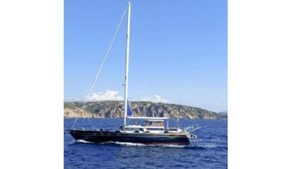 Segelboot Nelson 65 (1990)