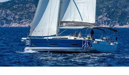 Sailboat Dufour 530 (2021)