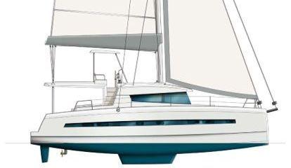 Catamaran Bali 4.3 (2018)