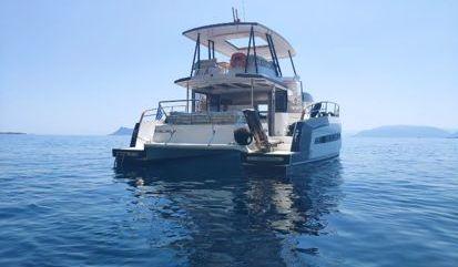 Catamarán a motor Bali 4.3 MY (2020)