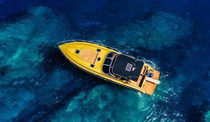 Barco a motor Cranchi Mediterranee 40 (1992)