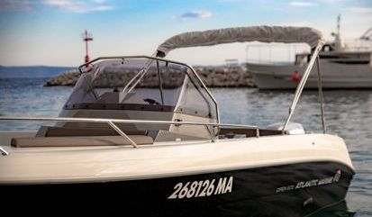Speedboat Atlantic Marine 670 Open (2020)