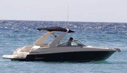 Speedboat Monterey 254 (2010)