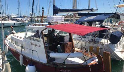 Barco a motor Menorquin Capeador 36 (1988)