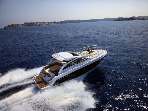 Motor boat Sessa C 38 (2013)