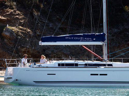 Segelboot Dufour 405 (2013)
