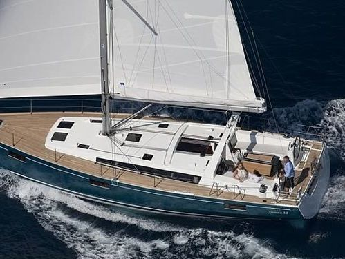 Segelboot Beneteau Oceanis 48 (2013)