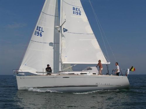 Zeilboot Beneteau First 36.7 (2008)