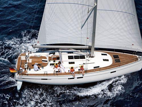 Sailboat Bavaria Cruiser 45 (2012)