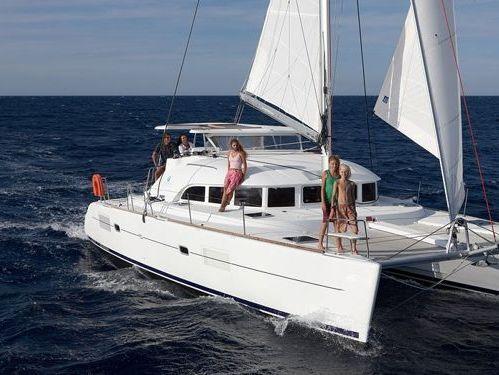 Catamaran Lagoon 380 (2011)