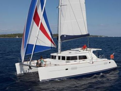 Catamaran Lagoon 440 (2007)