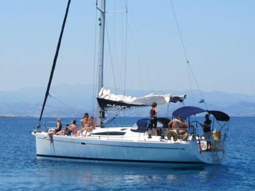 Segelboot Elan Performance 410 (2009)