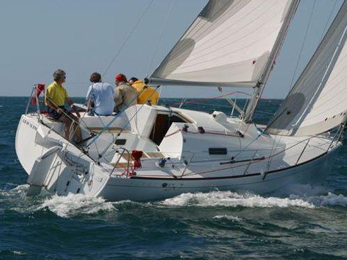 Segelboot Beneteau First 27.7S (2009)