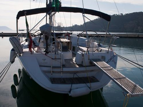 Sailboat Jeanneau Sun Odyssey 45 (2007)