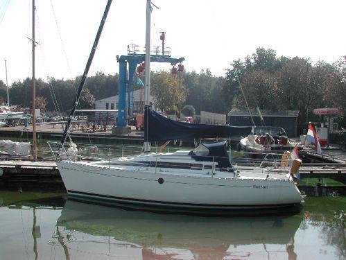 Segelboot Beneteau First 285 (1990)