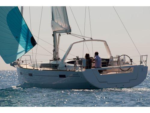 Segelboot Beneteau Oceanis 45 (2015)