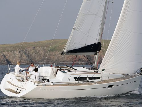 Zeilboot Jeanneau Sun Odyssey 36 i (2011)